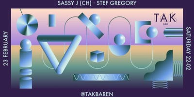 TAK - Sassy J (CH) • Stef Gregory