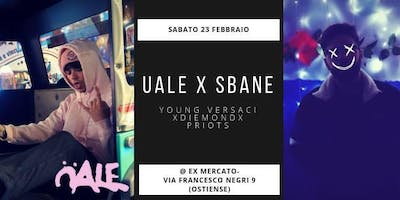 uale x sbane: SADCLOUD NIGHT