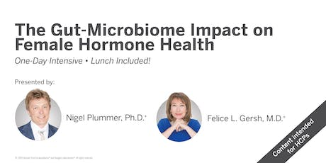 The Gut-Microbiome Impact on Female Hormone Health - Vancouver, BC  tickets
