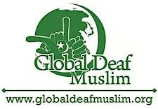 Global Deaf Muslim (GDM), Malaysian Federation of the Deaf (MFD), & PRISMA logo