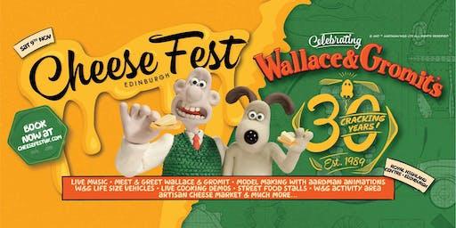 Cheese Fest UK - Edinburgh 2019
