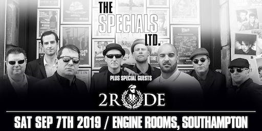 The Specials Ltd + 2Rude (Engine Rooms, Southampton)
