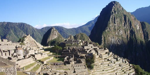 Jornada Reconectiva Peru 2019 com Lakini Devi & Yoga no Peru