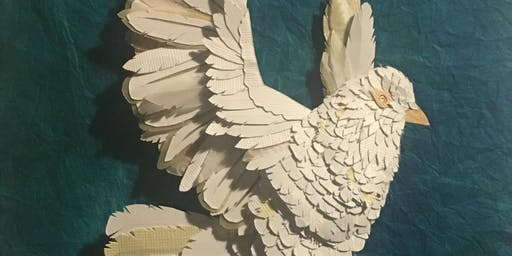 On Paper Wings: Building Paper Birds Workshop with Shannon Delany