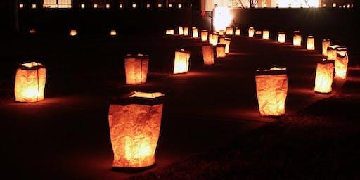 Halloween Lanterns at Kingsbury Water Park
