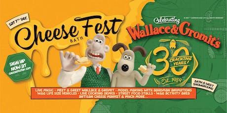 Cheese Fest UK - Bath & West 2019 tickets