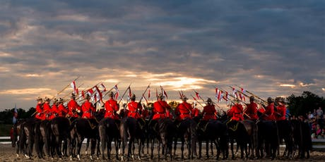 RCMP Musical Ride tickets