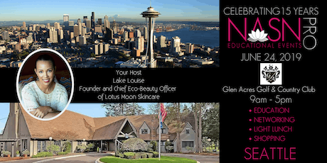 National Aesthetic Spa Networking Conference: Seattle  tickets