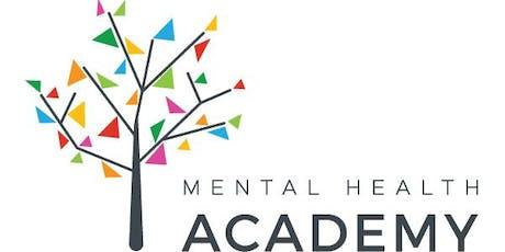 Mental Health Academy (1-day Seminar) tickets