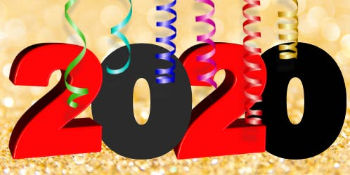 New Year's Eve Celebrate the Decades Disco Party
