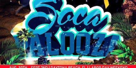"""DAYTONA BEACH CARNIVAL 2019 """"SOCA PALOOZA"""" tickets"""