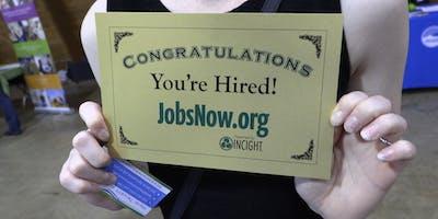 Free Beaverton Job Fair-JobsNow.org