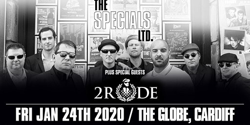 The Specials LTD + 2Rude (The Globe, Cardiff)