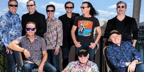 The Beach Boys — Now & Then tickets