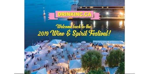 WINE & SPIRIT FESTIVAL 2019
