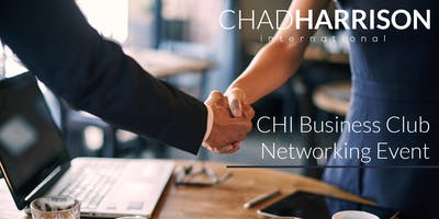 CHI Business Club Networking Event