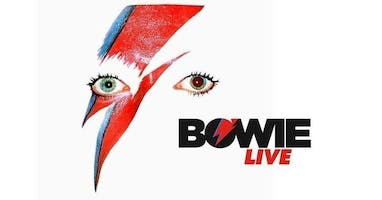 The Ultimate David Bowie Tribute - Bowie LIVE
