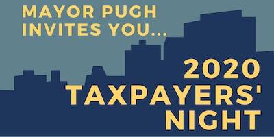 Tax Payers Night