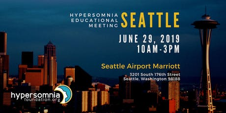 Hypersomnia Educational Meeting (Seattle)  tickets