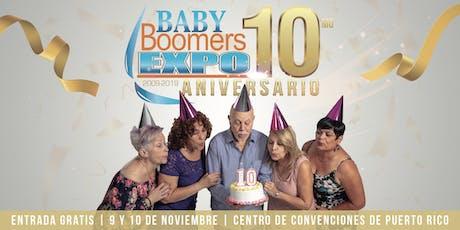 Baby Boomers EXPO 2019 presentado por MMM tickets