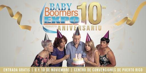 Baby Boomers EXPO 2019 presentado por MMM