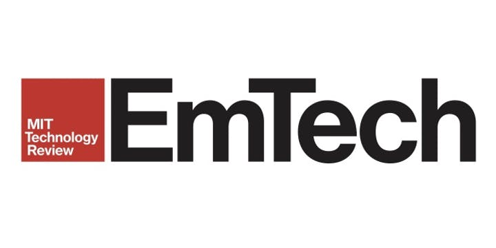 EmTech 2019 - MIT Technology Review Events