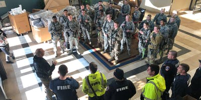 """""""Active Shooter Incident Command: Beyond the 60-"""
