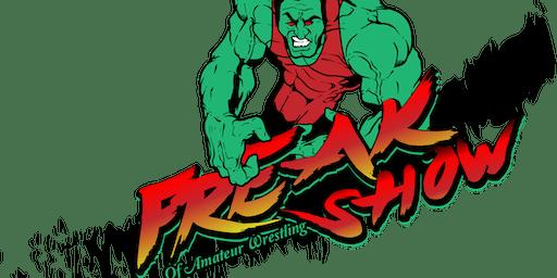 2019 Freakshow