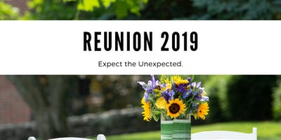 Framingham State Reunion 2019