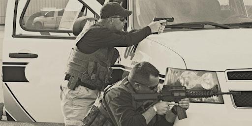 High-Risk / Unknown Risk Vehicle Stop & Suppression Tactics (HRURV - PBCSO - 9/19)