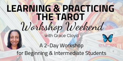 学习和练习塔罗牌-为期两天的工作坊周末-旧金山南湾区