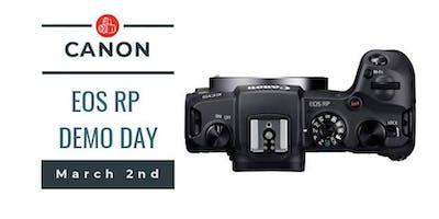 Canon EOS-RP Demo Day