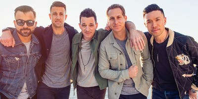 SiriusXM The Pulse Presents: The Mighty O.A.R. Summer Tour 2019