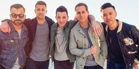 SiriusXM The Pulse Presents: The Mighty O.A.R. Summer Tour 2019 tickets