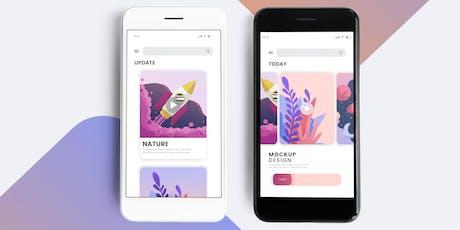 Taller: Aprende a crear páginas web con enfoque en Móviles y Google entradas
