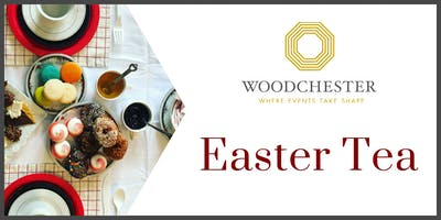 Easter Tea at Woodchester