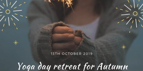 Yoga day retreat for Autumn tickets