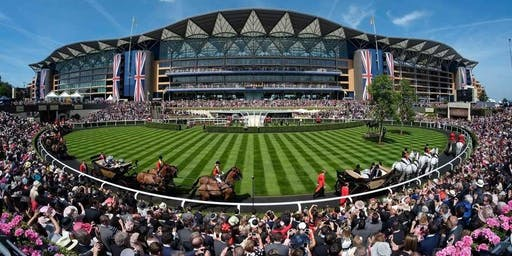 Royal Ascot 2019 - Ladies Day Gold Cup - Thursday, 20th of June 2019