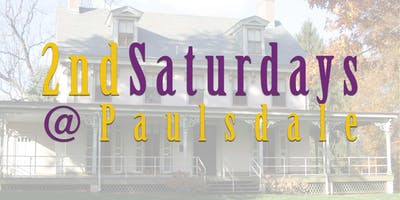 Second Saturday Tours at Paulsdale