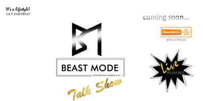 BEASTMODE in the City! **NEW** (variety talk show)