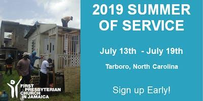 2019 Summer of Service