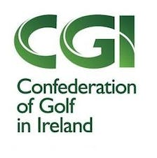 Confederation of Golf in Ireland logo