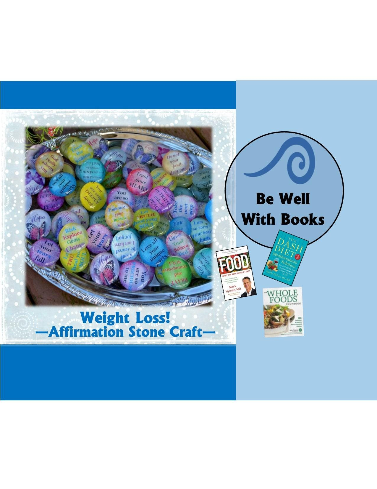 Be Well With Books: Weight Loss!