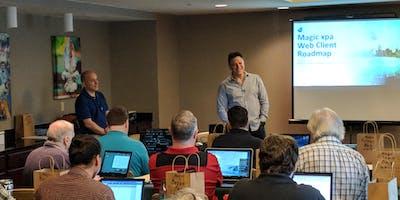 MagicDeveloper.NET Brown Bag Conference-Sept 16, 17 & 18, Arrive Sept 15th