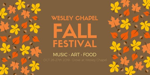 15th Annual Wesley Chapel Fall Festival