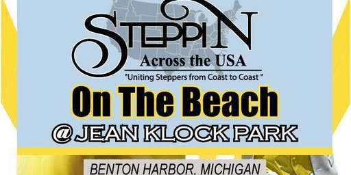 "Steppin Across the USA ""BEACH PARTY!"" and ""PRE-PARTY"""