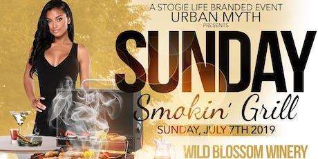 Urban Myth Presents Sunday Smokin' Grill sponsored by Stogie Life tickets