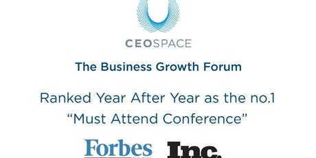 CEO Space Schaumburg Networking  3rd Wednesday of the month CEOSpace tickets