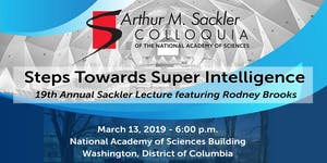 2019 Annual Arthur M. Sackler Lecture presented by...