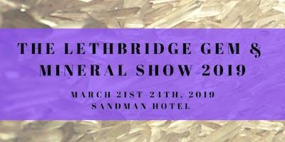 The Lethbridge Gem & Mineral Show 2019